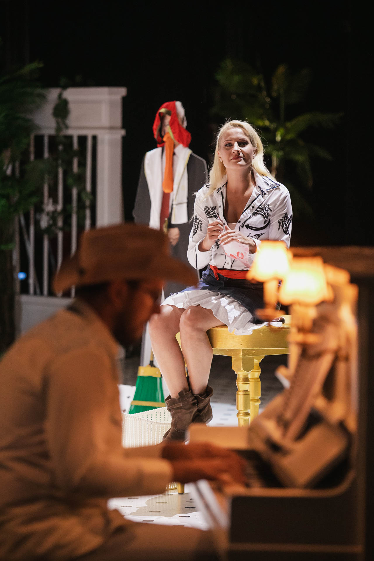 Anna Bernacka - Barbiere di Siviglia (Rosina) - Baltic Opera Gdansk