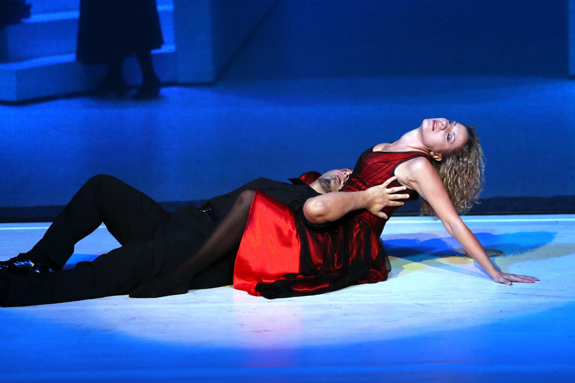 Anna Bernacka - Caveleria Rusticana (Lola) - Wrocław Opera