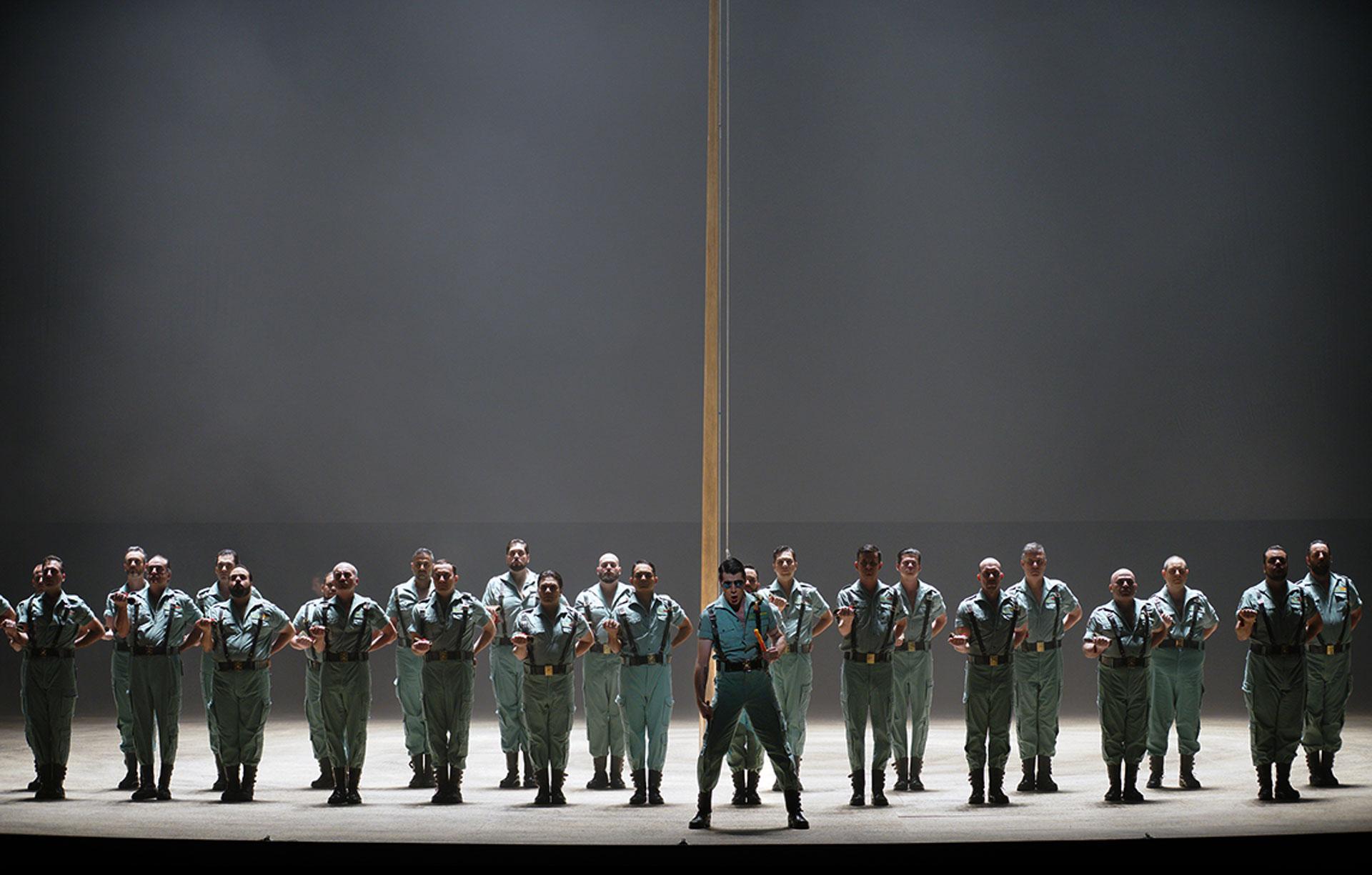 Isaac Galán - AP - Carmen (Morales) - Teatro Real Madrid