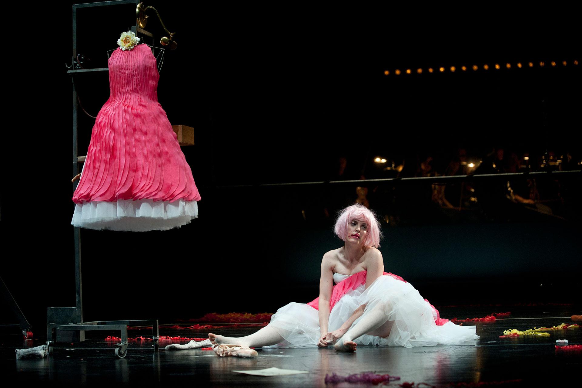 Nicole Chevalier - La Traviata (title role) - Staatsoper Hannover